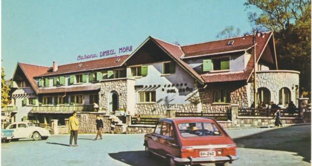 Cabana Dambul Morii, o poveste frumoasa de altadata