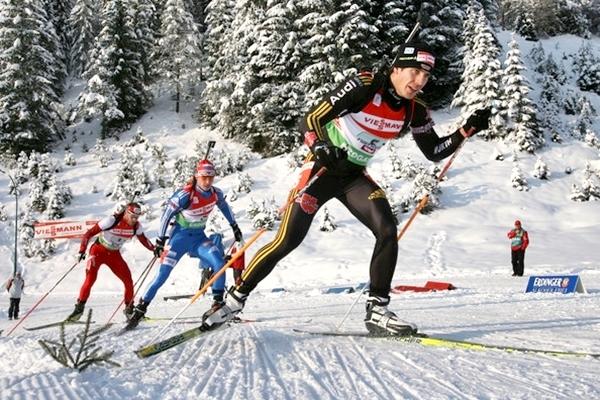 Cursuri gratuite de schi biatlon la Săcele