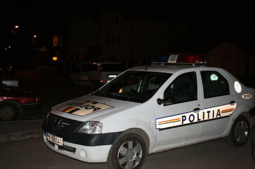 Săcele: Șofer băut, a intrat cu autoturismul într-o poartă