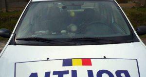 Prins la volan beat și cu permisul suspendat tot pentru aceeași infracțiune