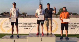 Radu Costache, medaliat la Piteşti şi în drum spre o mare competiţie europeană