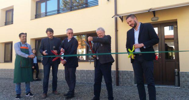 """Centrul de Pregătire Vocațională """"Impact"""" s-a inaugurat astăzi la Săcele"""