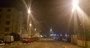 Iluminatul public stradal din cartierul Ștefan cel Mare a fost modernizat. Vezi ce zonă urmează
