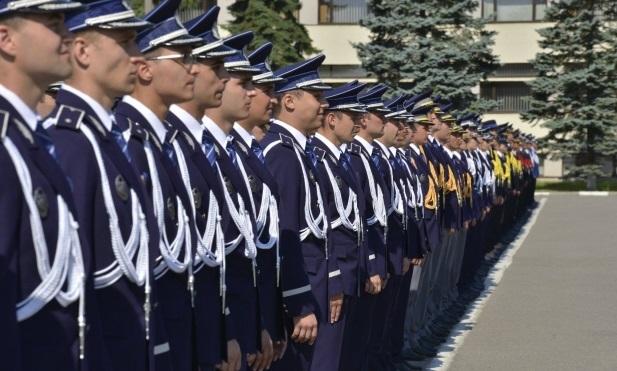 Poliția recrutează candidați pentru unitățile de învățământ postliceal