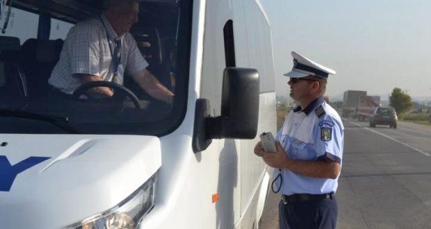 Poliţiştii săceleni au dat 10.000 lei amendă pentru doi conducători auto. Cu ce au greşit aceştia?