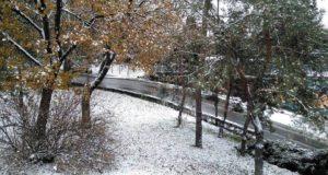 Meteo: Vremea rece aduce şi zăpadă la munte. Iată zonele unde va ninge!