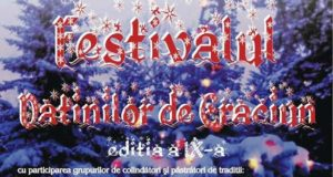 Festivalul Datinilor de Crăciun – Editia a IX-a – Sâmbătă la Săcele