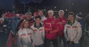 Mulți săceleni la Campionatul Mondial de Schi Nordic 2018!