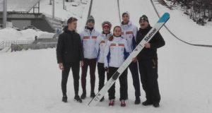 Rezultate nu prea bune pentru săcelenii din lotul României la Campionatele Mondiale de schi nordic pentru juniori