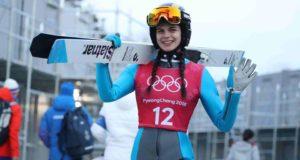 Olimpiada de iarnă: Dana Haralambie sare astăzi, începând cu orele 14:50