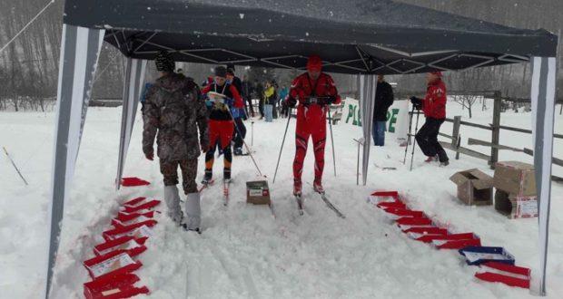 Prima ediție a Cupei Babarunca la orientare pe schiuri a fost o reușită