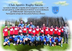 rugby sacele